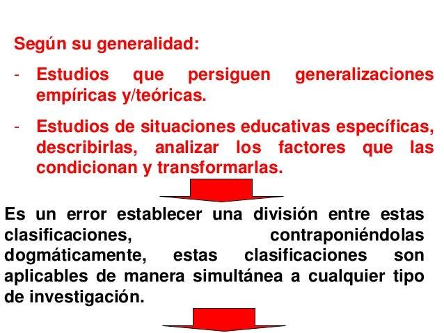 Es un error establecer una división entre estas clasificaciones, contraponiéndolas dogmáticamente, estas clasificaciones s...