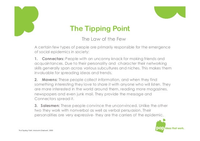 GLADWELL TIPPING POINT EPUB DOWNLOAD