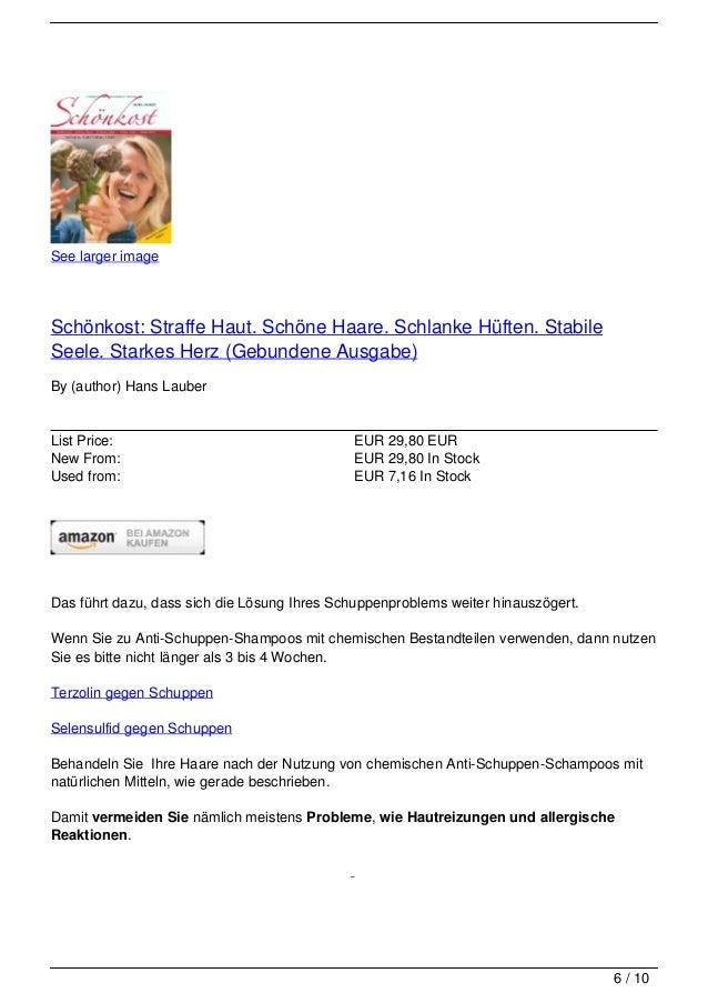 See larger imageSchönkost: Straffe Haut. Schöne Haare. Schlanke Hüften. StabileSeele. Starkes Herz (Gebundene Ausgabe)By (...