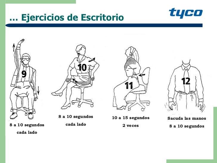 Tips ergonomicos for Ergonomia en el trabajo de oficina