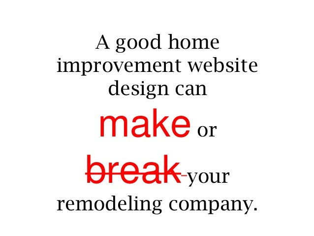 Home improvement lead generation companies 28 images 5 for A to z home improvements