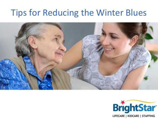 Tips for Reducing the Winter Blues