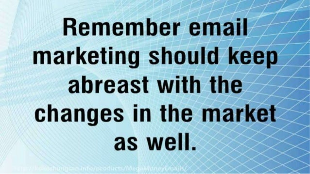 Tips on How to Make The Best Use Of Email Marketing