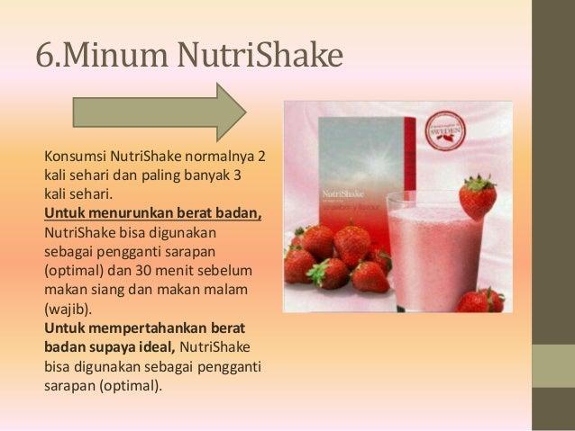 sehat bareng NUTRISHAKE
