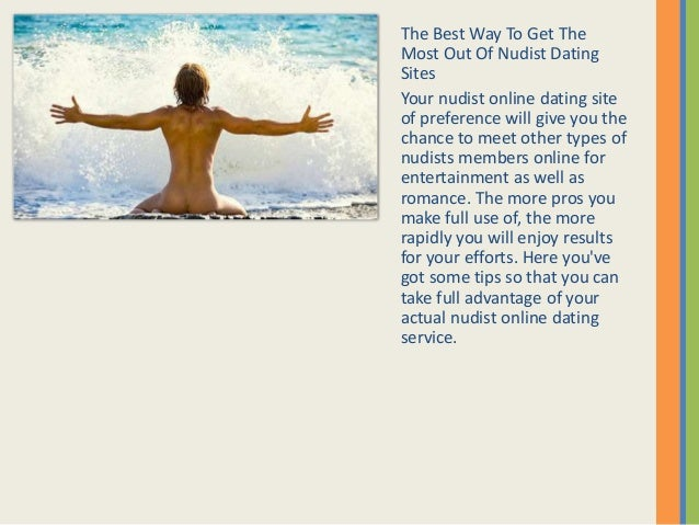 Tips for using dating sites