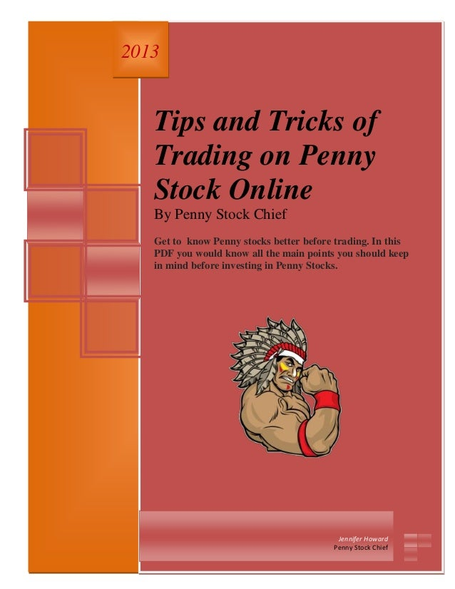 how to trade penny options