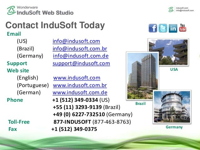 Tips and Tricks for InduSoft Web Studio - April 2016