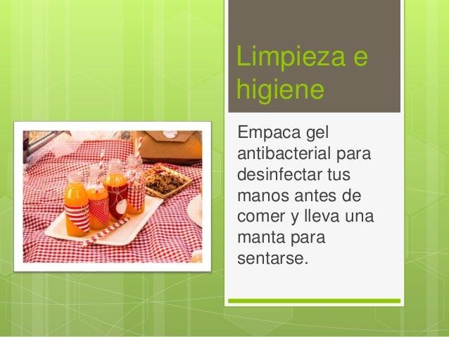 Tips de cocina para un picnic en familia for Cocina en familia