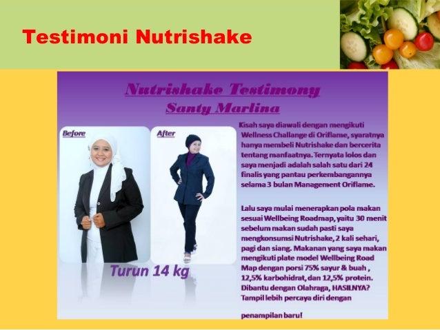 Pengalamanku mengkonsumsi Nutrishake selama 1 bulan