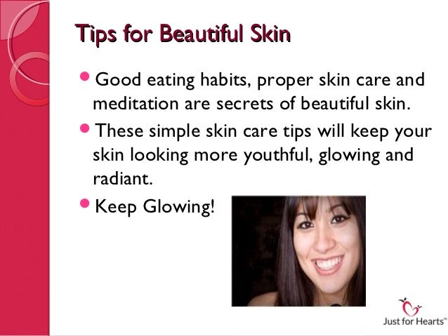 Beauty tips based on your skin tone