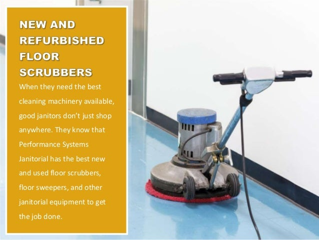 9 performance systems janitorial