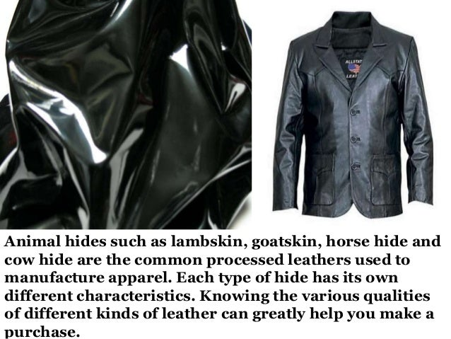 Tips for buying a good leather jacket