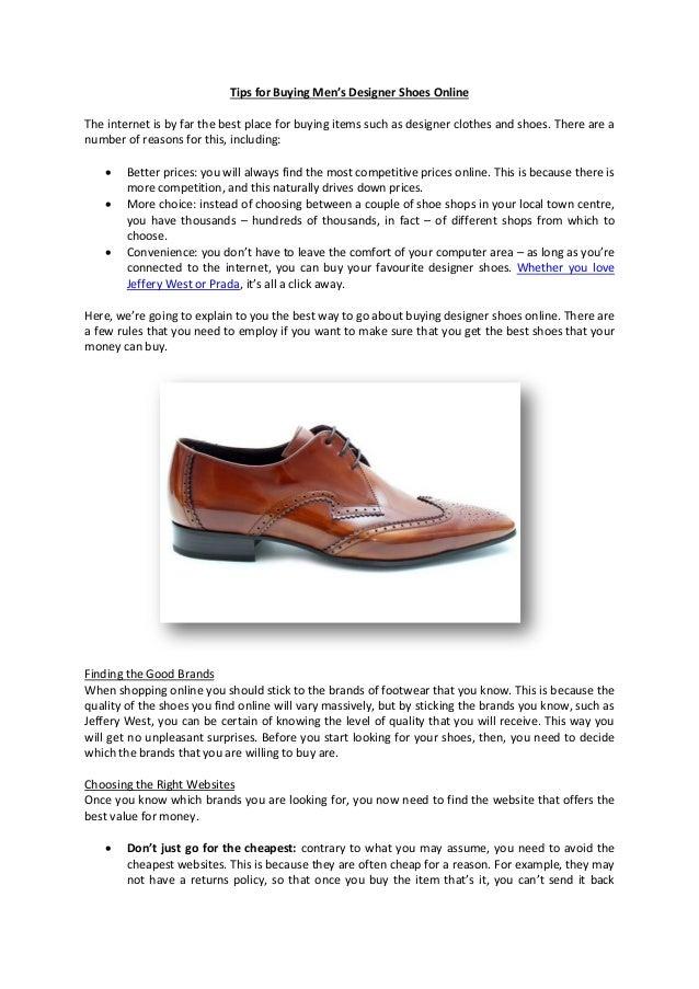 designer shoes online - MR.Shoes