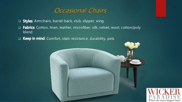 Tips for choosing living room furniture wicker paradise for Choosing furniture for small living room