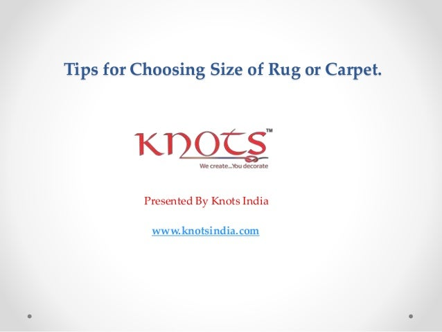 Choosing A Rug Size Chart On Standard Area Sizes