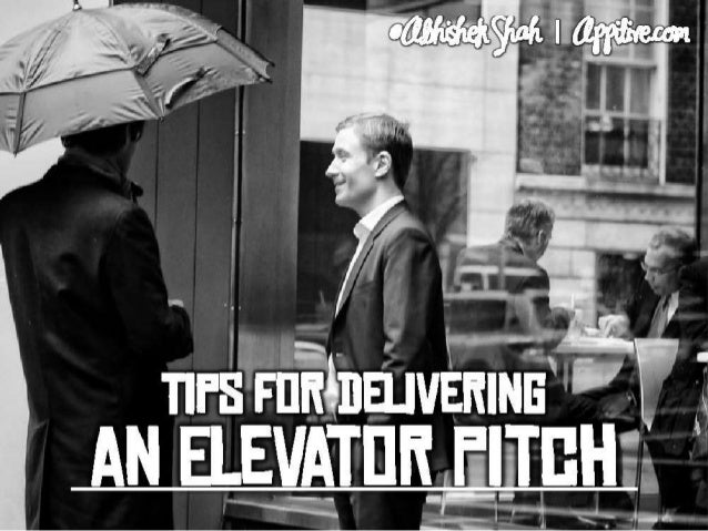Tips for Deliver the Best Pitches - EBriks Infotech