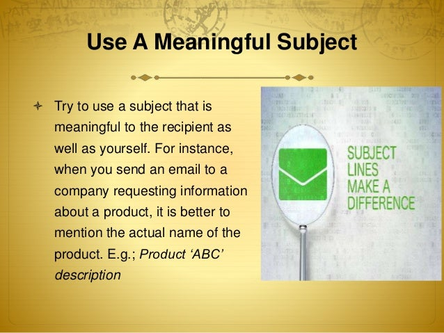 tips for writing effective emails An english blog post containing a list of five steps for writing effective emails.