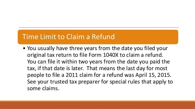 Where is my amended return?