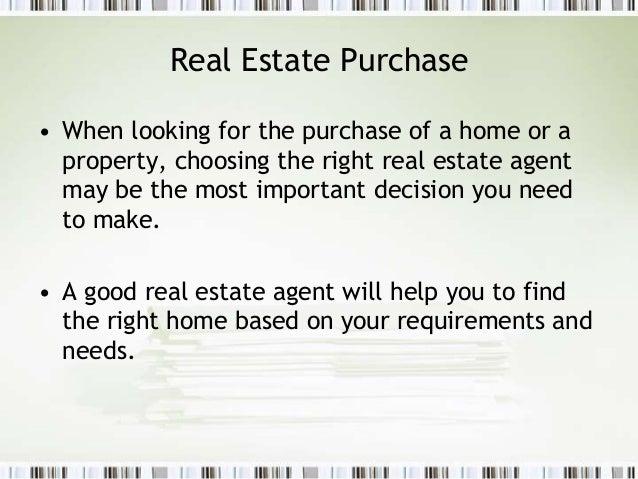 tips for hiring a good real estate agent. Black Bedroom Furniture Sets. Home Design Ideas