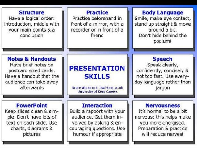 tips for making power point presentation
