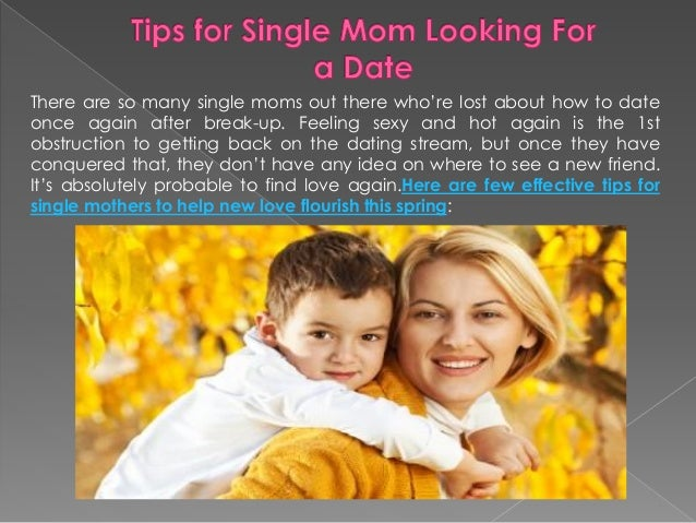 where to take a single mom on a date
