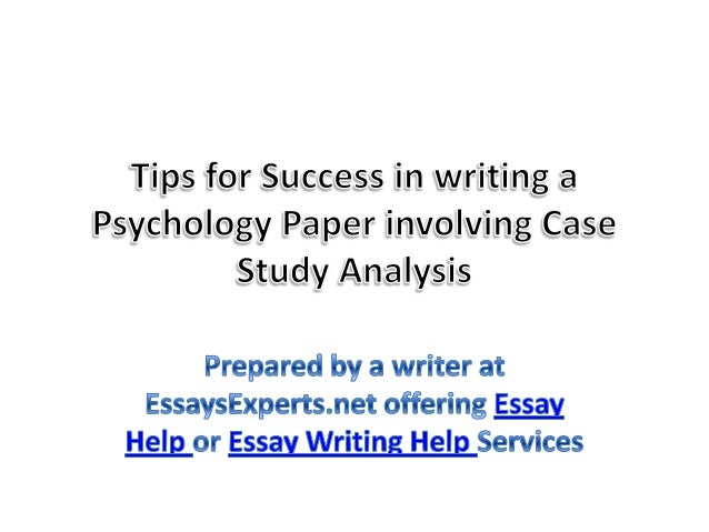 The Best Psychology Paper Help you Need to Succeed at University