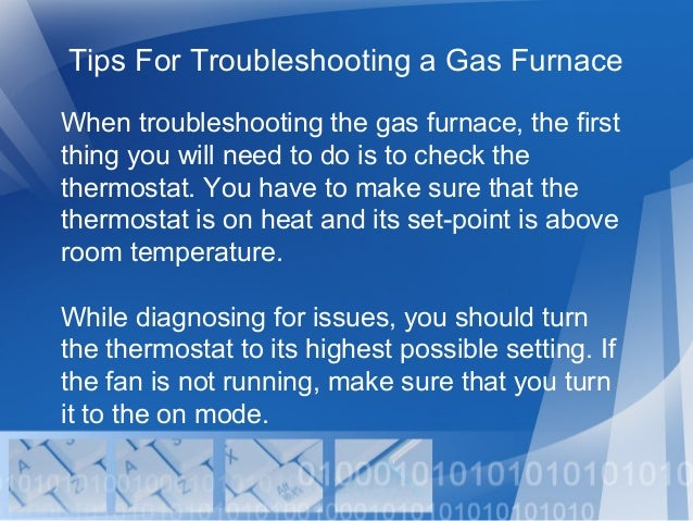 Image result for Furnace Thermostat issues