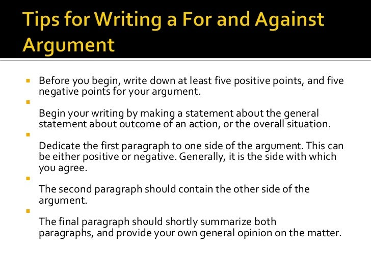 tips for argumentative writing We have gathered everything you need to know about an argumentative essay  just go on reading to find out more about its aims, structure and useful tips.