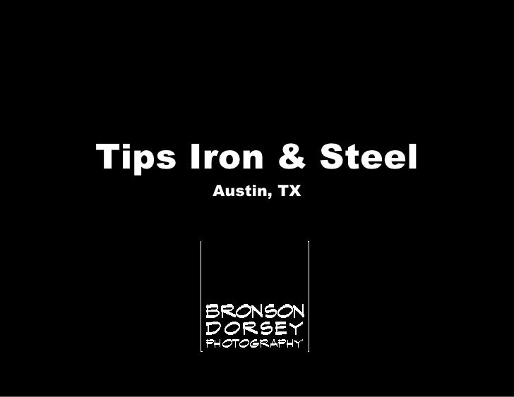 Tips Iron & Steel