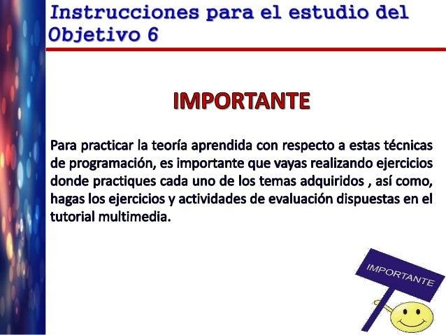 Estrategias objetivo 6 Slide 3