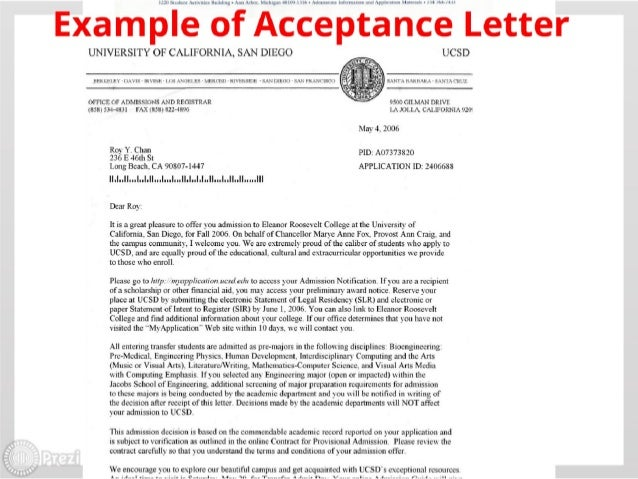 How to write a college admission letter of recommendation