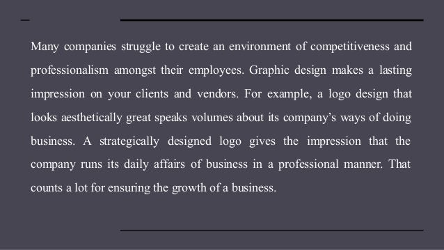 Many companies struggle to create an environment of competitiveness and professionalism amongst their employees. Graphic d...