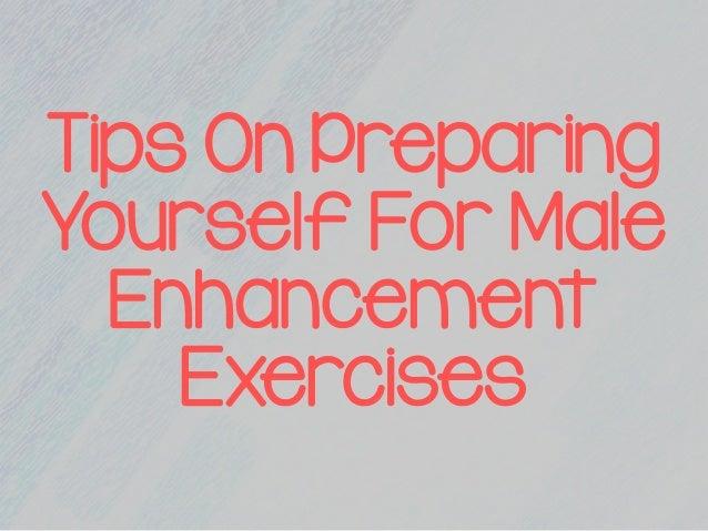 5 Natural Male Enhancement Techniques