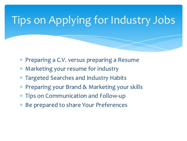 science resumes for industry preparing for a career in pharma resume for science industry