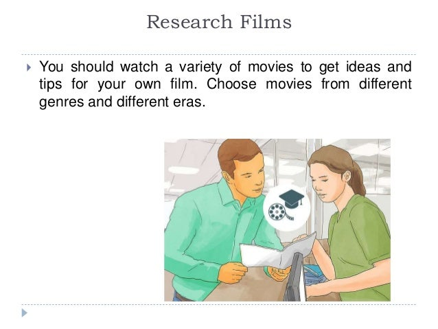 how to become independent film maker