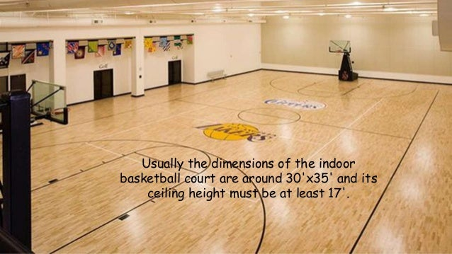 Tips to Build an Indoor Basketball Court For Your Home