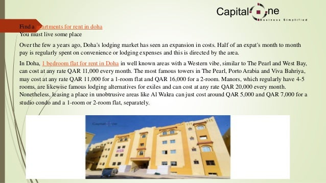 Tips to buy an apartment for rent in qatar