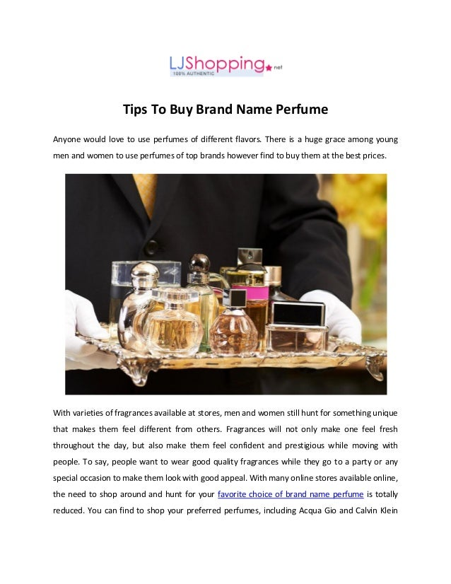 how to buy a brand name