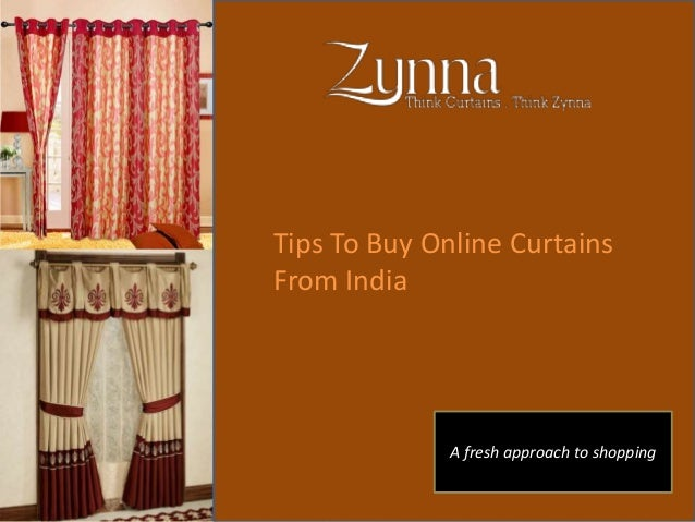 Curtains From India, Designer Curtain Fabric