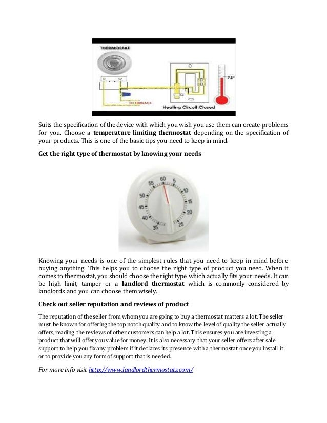Tips To Choose A Thermostat Which Is Simply The Best