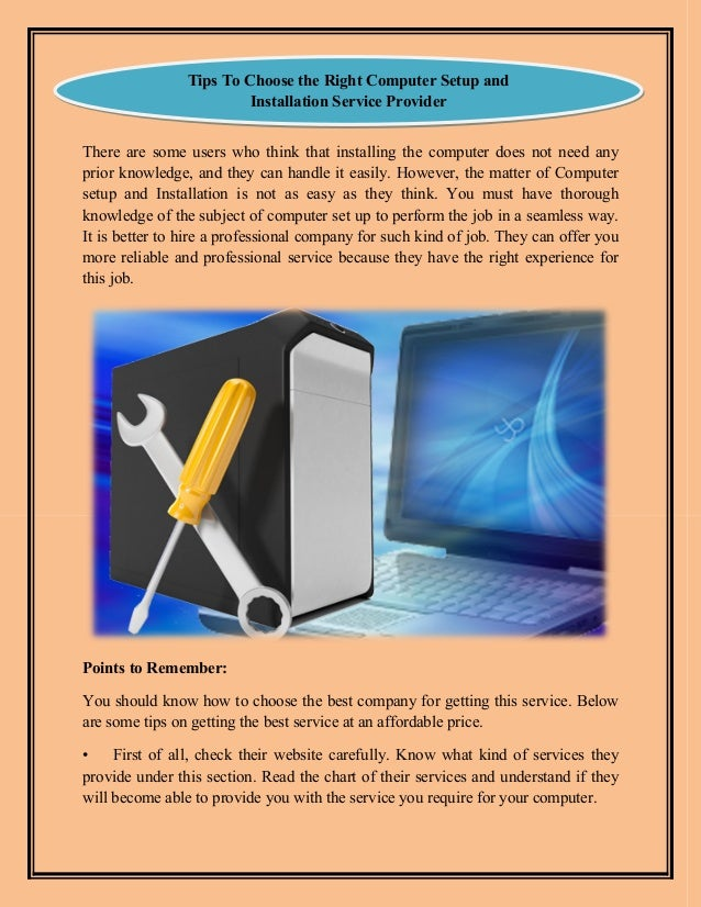 There are some users who think that installing the computer does not need any prior knowledge, and they can handle it easi...