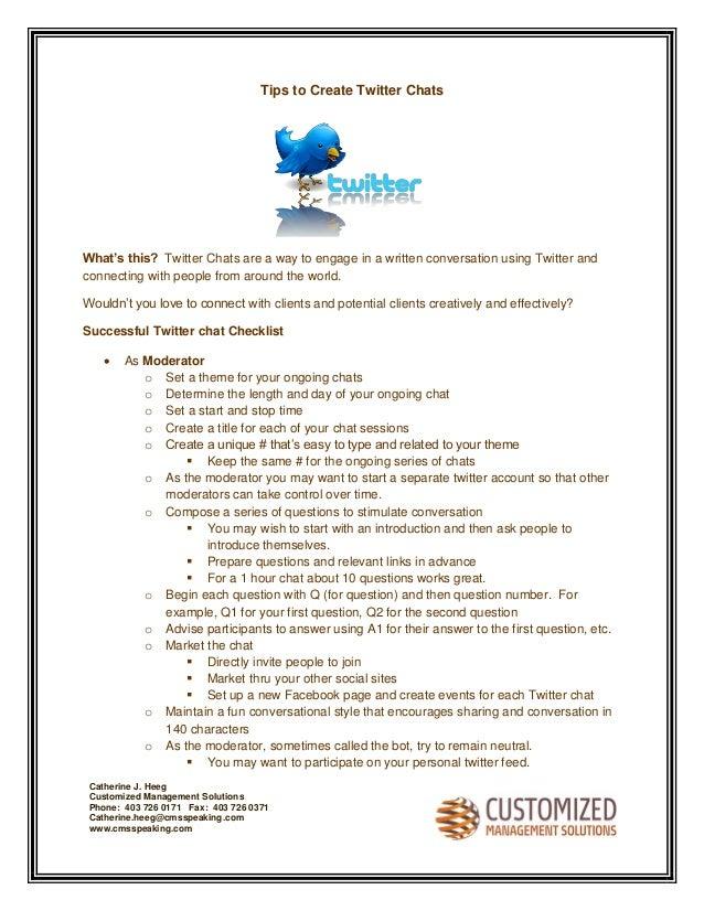 Catherine J. Heeg Customized Management Solutions Phone: 403 726 0171 Fax: 403 726 0371 Catherine.heeg@cmsspeaking.com www...