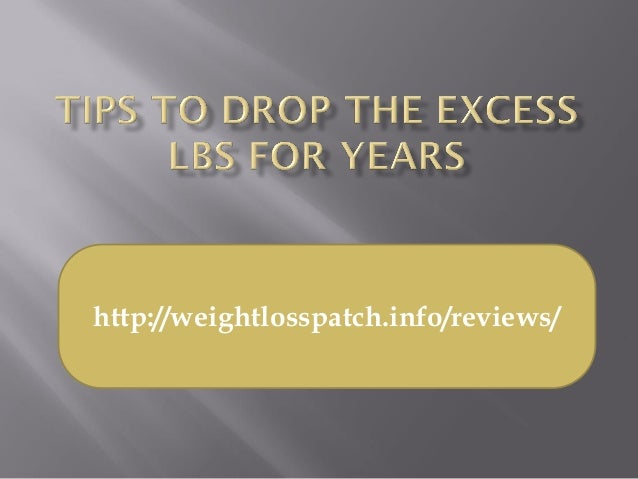 http://weightlosspatch.info/reviews/