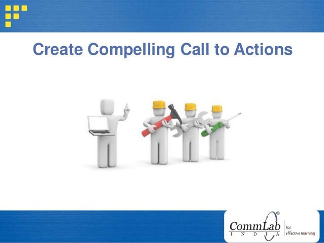 Create Compelling Call to Actions