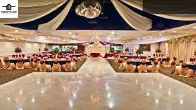 Tips to find the best banquet halls in mumbai