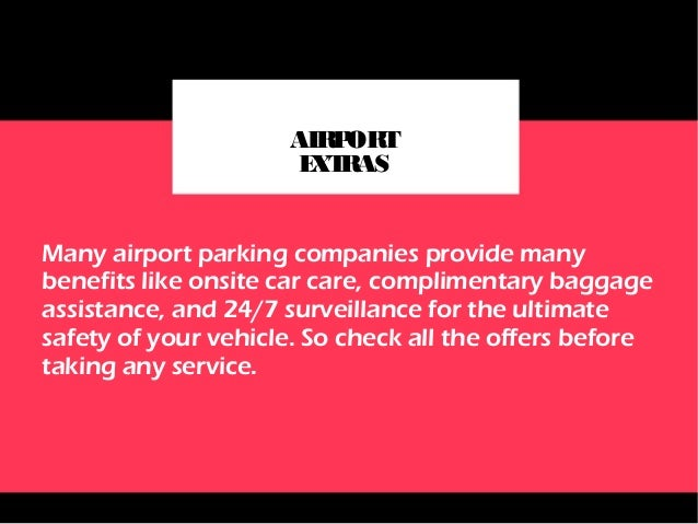 DISCOUNTSOLUTIONS If you have a limited travel budget, you should evaluate all airport pricing options and choose the one ...