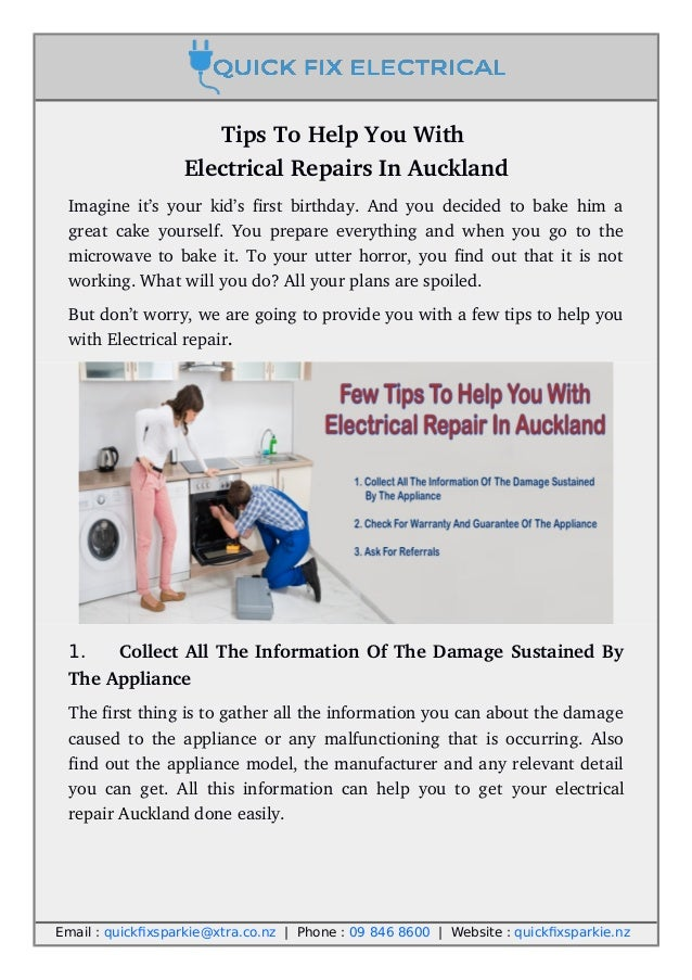 Tips to help you with electrical repairs in auckland 1 638gcb1490783085 tips to help you with electrical repairs in auckland imagine its your kids first birthday solutioingenieria Images
