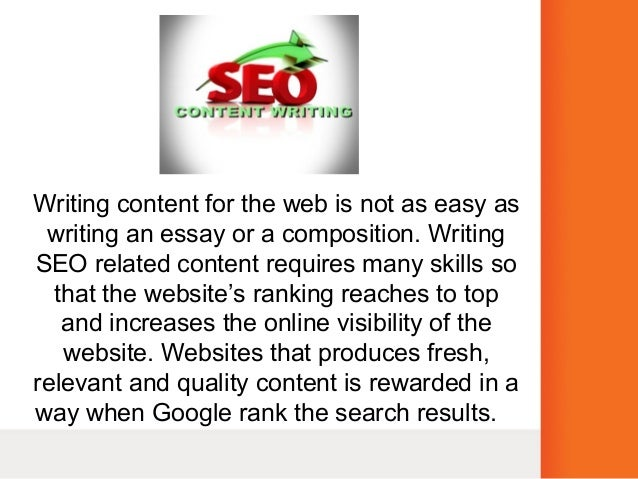 Website content writing services affordable