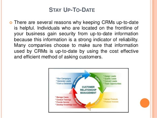 """effective customer relationship management system Effective customer relationship management, provided that an enterprise has the right leadership, strategy, and culture"""" basically everything is said within this statement."""