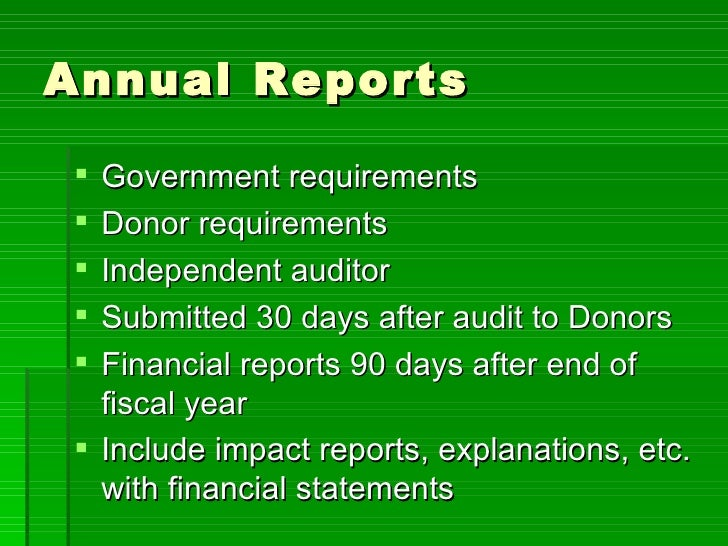 financial management for ngos pdf